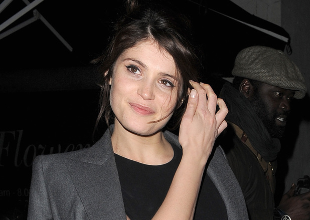 Gemma Arterton, Dior party, London