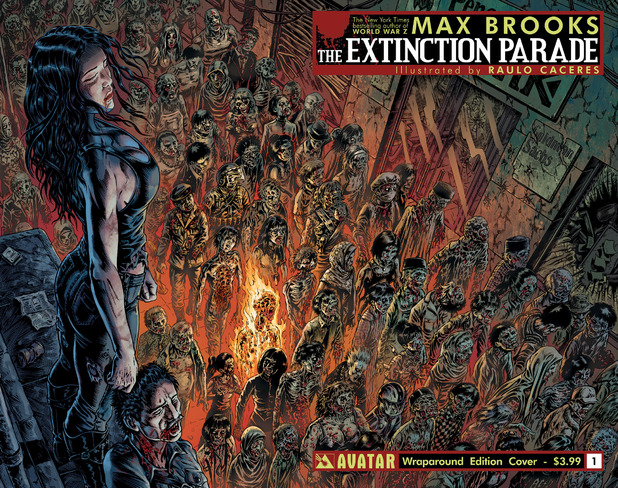 The Extinction Parade artwork