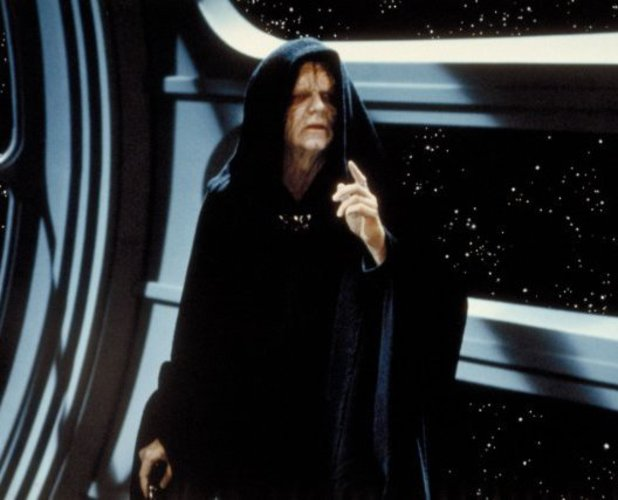 Star Wars villains Emperor Palpatine Darth Sidious