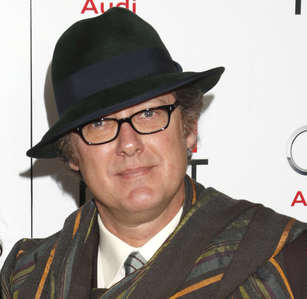 James Spader at the premiere of 'Lincoln'