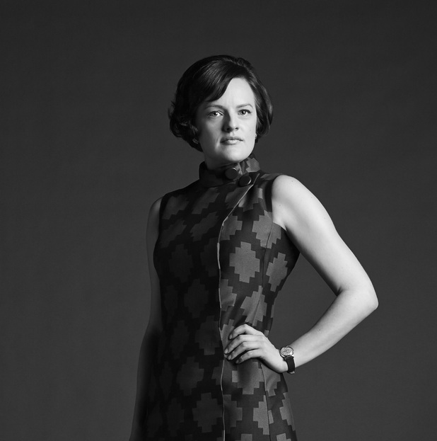 Peggy Olson (Elisabeth Moss)