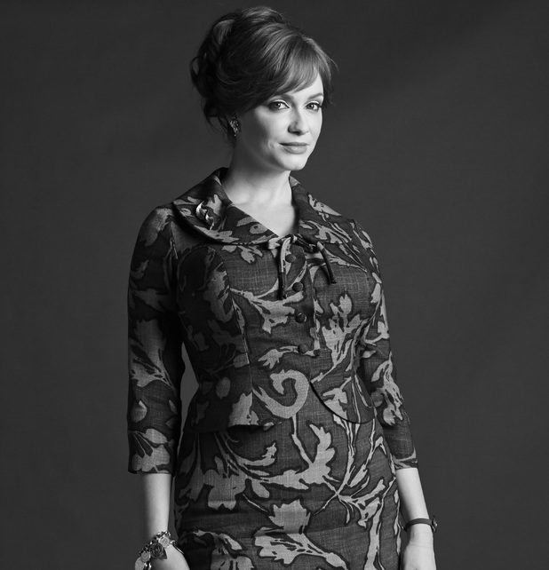 Joan Harris (Christina Hendricks)