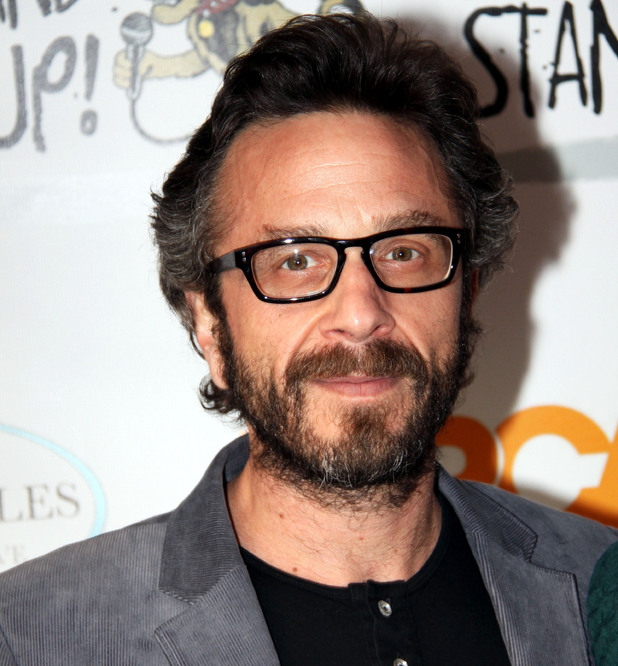 Marc Maron Sit Stay and Stand Up - A night of comedy at Comix New York City, USA - 29.09.09