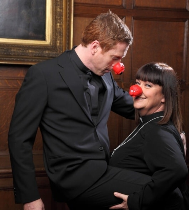Dawn French, Damian Lewis, Vicar of Dibley