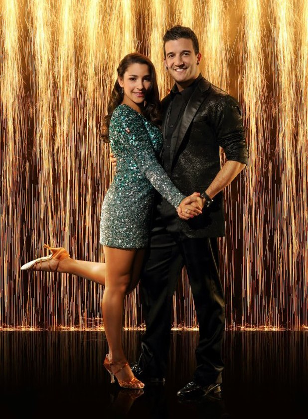 Dancing with the Stars: season 16 - Aly Raisman and Mark Ballas (618)
