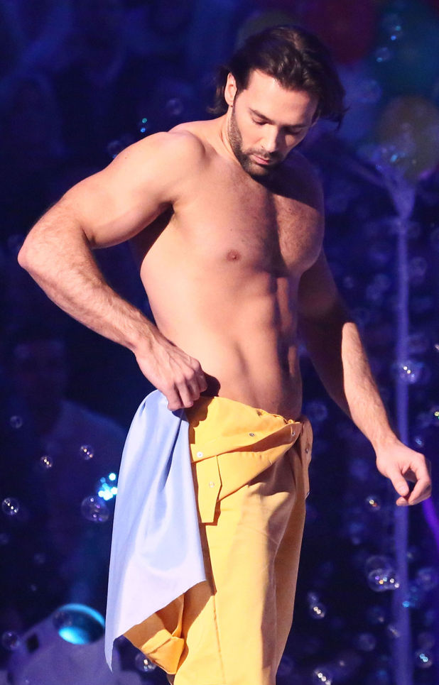Sylvain Longchambon, Dancing on Ice 2013