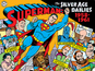 Superman rare newspaper to be reprinted