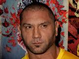 WWE star Dave Bautista, Batista