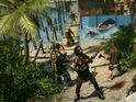 Dead Island: Riptide remains top of the Xbox 360 weekly chart.