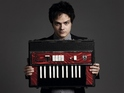 Jamie Cullum promotional shot.