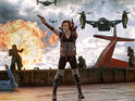 Milla Jovovich says that The Final Chapter is shooting in the summer.
