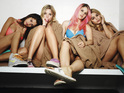 James Franco stars alongside Disney starlets in Spring Breakers.