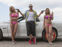 Star says he'd love to work with Spring Breakers director Harmony Korine again.