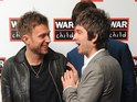 Blur bassist reveals that the former rivalry could not be more pleasant.