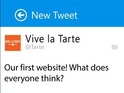 New Twitter app introduces various features specific to Windows 8 platform.