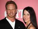 Ian Ziering and his wife Erin say their 2-year-old daughter is happy to be a big sister.