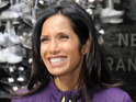 Padma Lakshmi apparently goes on holiday to India with prominent hotelier.