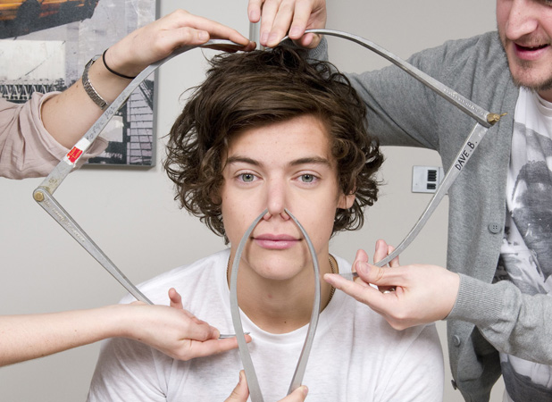 One Direction confirmed as a wax figure touring attraction for Madame Tussauds - 11 Mar 2013