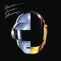 The artwork for Daft Punk's 'Random Access Memories'