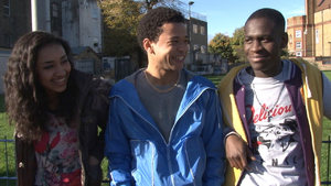 The 'Youngers' chat to DS on the streets of Peckham