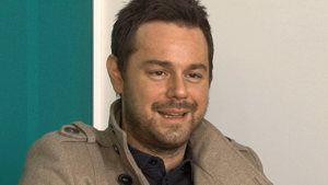 Danny Dyer on 'Plebs' and getting naked