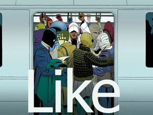 Brian K Vaughan and Marcos Martin tease a new project with this 'like' promo