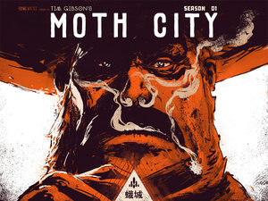 Tim Gibson's 'Moth City'
