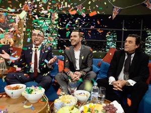 Danny Boyle, Ian McShane, Nicholas Hoult on The Jonathan Ross Show