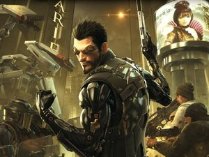 Deus Ex: Human Revolution - Director's Cut artwork