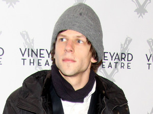 Jesse Eisenberg, Vineyard Theatre's 30th Anniversary Gala held at the Edison Ballroom