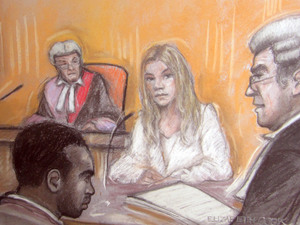 Joss Stone, Exeter Crown Court, Junior Bradshaw, Kevin Liverpool, Elizabeth Cook