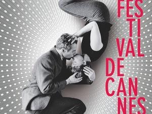 Paul Newman, Joanne Woodward Cannes Film Festival poster
