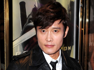Byung Hun-Lee arrives for the UK premiere of GI Joe: Retaliation at the Empire Cinema in London.