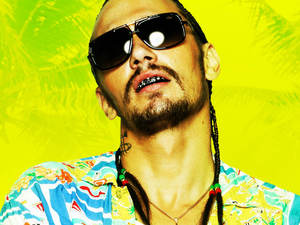 Spring Breakers characters: James Franco as Alien