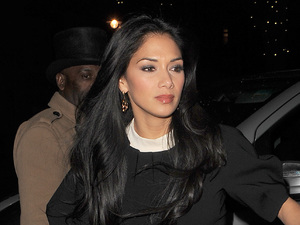 Nicole Scherzinger, Mayfair, London