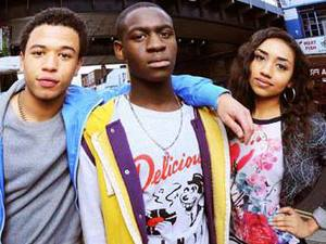 The cast of E4&#39;s &#39;Youngers&#39;