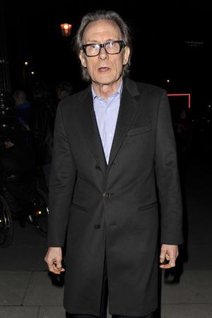 Bill Nighy, David Bowie Is exhibition, V&A