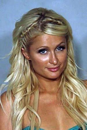 Paris Hilton, mugshot, drug charges, Las Vegas