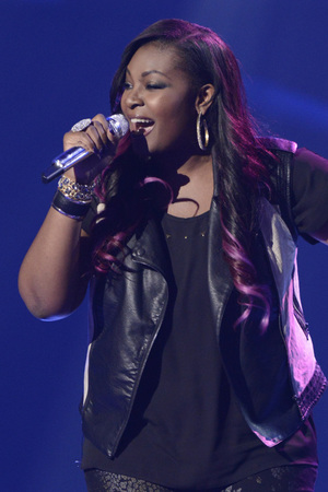 'American Idol' Top 9 performances: Candice Glover