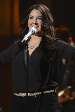 &#39;American Idol&#39; Top 9 performances: Kree Harrison