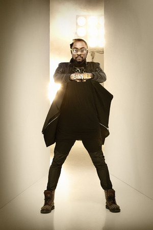 'The Voice UK' coach Will.i.am