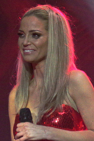 Sarah Harding, Girls Aloud, Liverpool, Ten tour