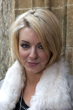 Sheridan Smith as Joey Ross in 'Jonathan Creek'