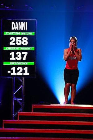 """The Biggest Loser - Live Finale (S14E12): Dannielle """"Danni"""" Allen"""