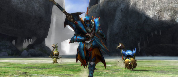 Monster Hunter 3 Ultimate Wii U screenshot