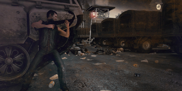 Daryl in The Walking Dead: Survival Instinct