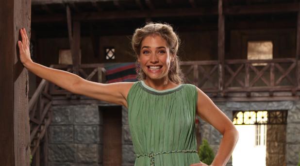 Plebs - Sophie Colquhoun as Cynthia