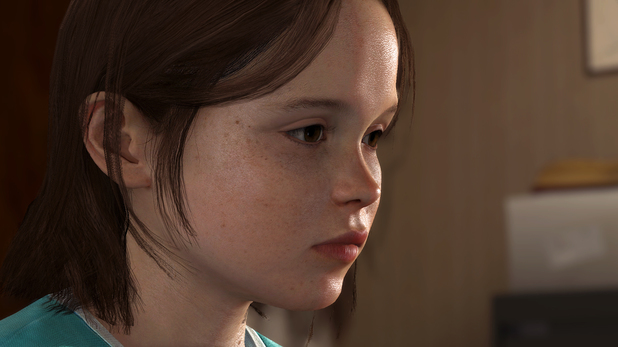 Beyond: Two Souls - PS3 screenshot