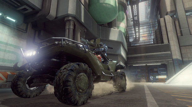 Halo 4 Castle map pack: Perdition