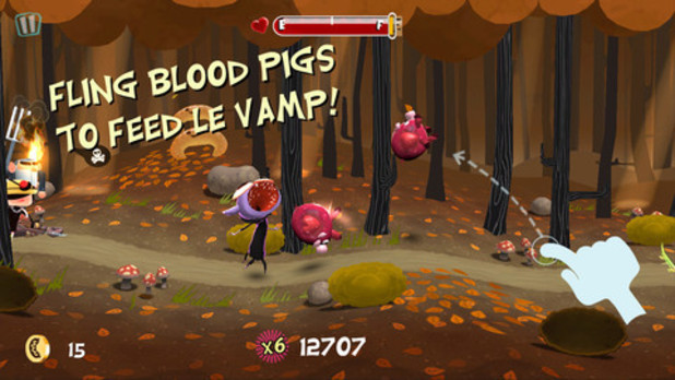 Le Vamp screenshot